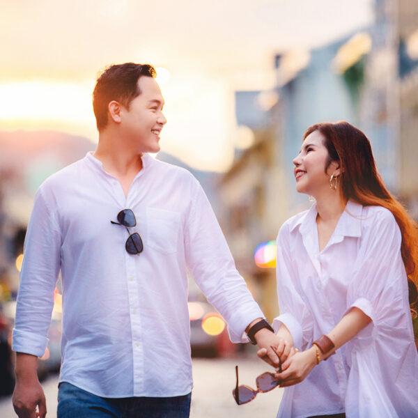 Phuket Photography Services - Pre Wedding Photography - Aof & Fon Phuket Pre-wedding