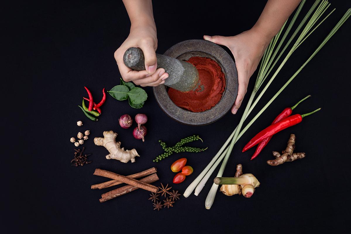 Food Photography - Art of Thai Cuisine