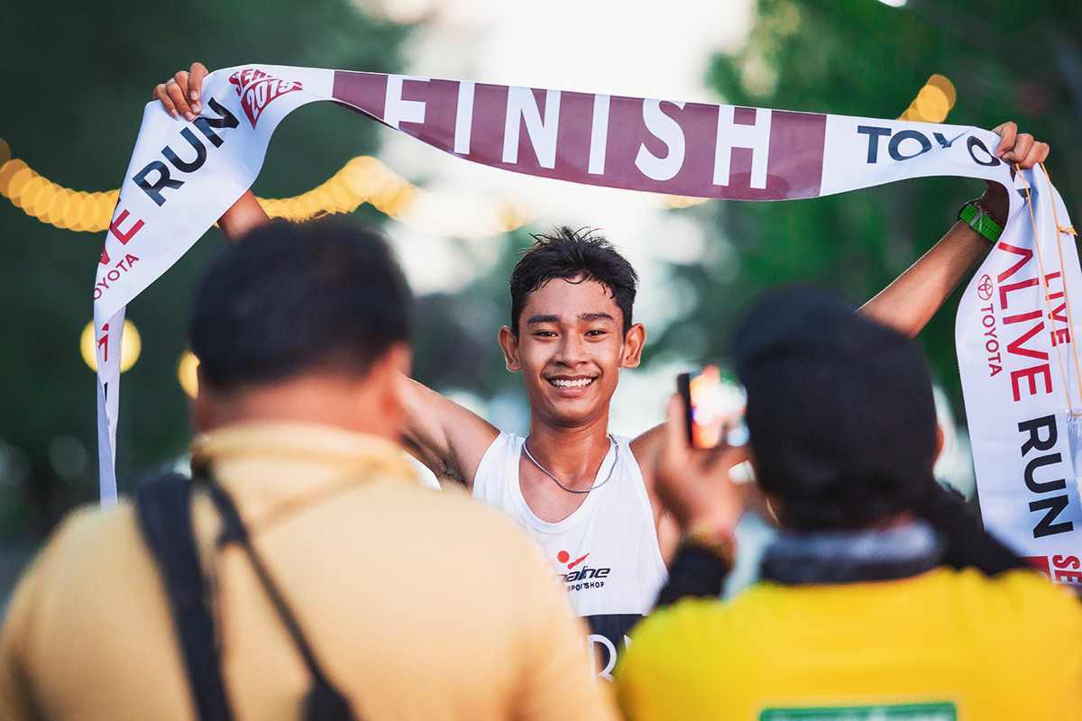 Phuket Sport Photography - Toyota Live Alive Run 2019 Phuket 15
