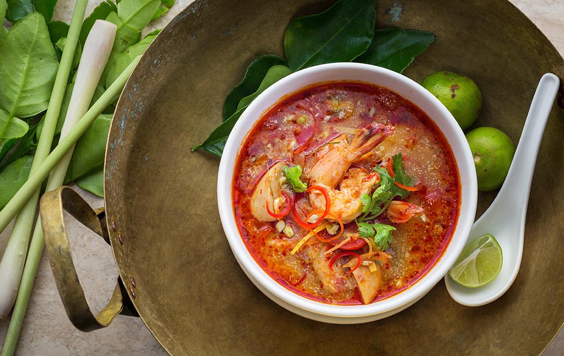 Taste of Thai Cuisine