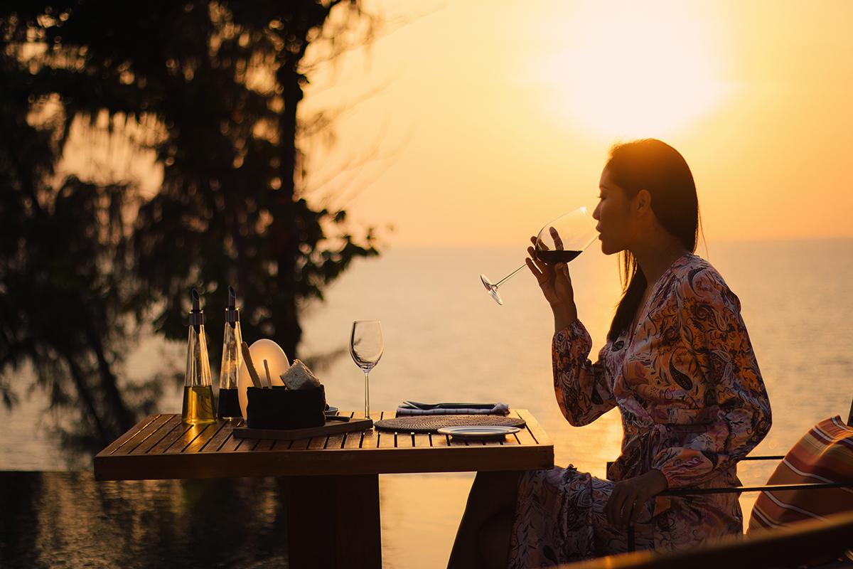 Pullman Phuket Arcadia - Sunset Dinner at Vero