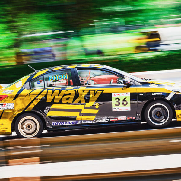 Sports Photography - Toyota Gazoo Racing Motorsport 2019 - 01