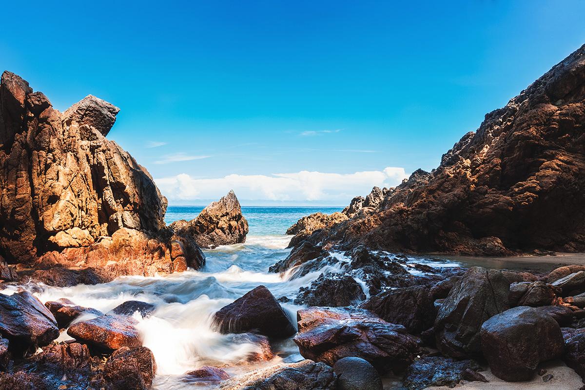 Phuket Landscape Photography - Banana Beach