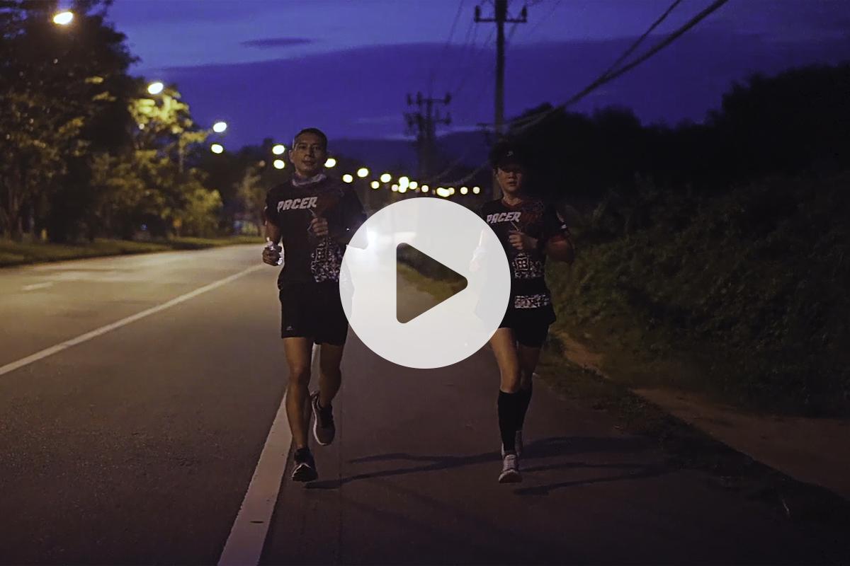 Maikhao Beach Run Festival 2020 - Test Run