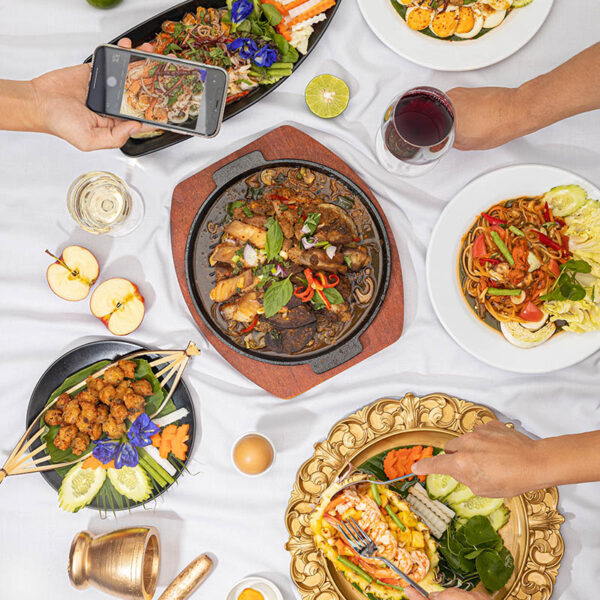 Phuket Food Photographer Som Tam Jaoying Part III