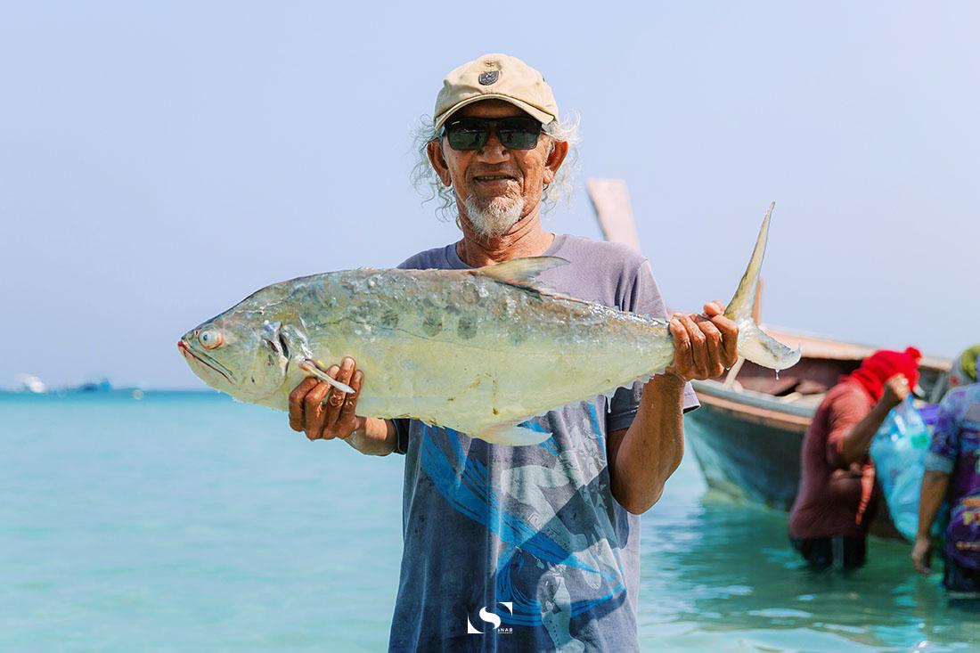 Phuket Fishing Trip Bangtao Beach 2021